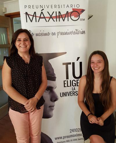 Antonia Vargas y Lilian Marticorena