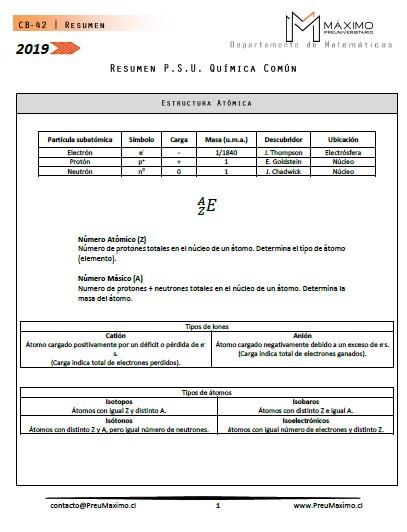 2019-Resumen-PSU-Ciencias-Química-Común